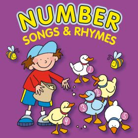 Number Songs and Rhymes (Digital Album)
