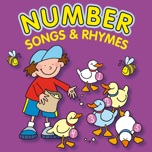 Number Songs and Rhymes CD