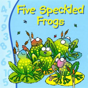 Five Speckled Frogs (Digital Album)