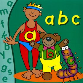 ABC Alphabet Fun (Digital Album)