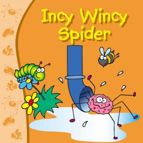 Incy Wincy Spider (Digital Album)