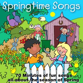 Springtime Songs (Digital Album)