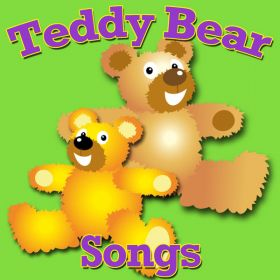 Teddy Bear Songs (Digital Album)