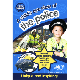 A Child's Eye View Of The Police