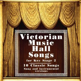 Victorian Music Hall Songs (Digital Album)