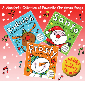 Christmas Fun Triple CD Gift Set