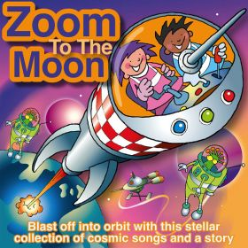 Zoom To The Moon (Digital Album)